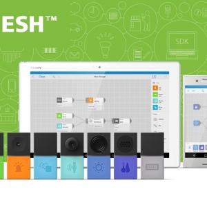 DIYツール『MESH』が『IFTTT』対応アプリを配信 各SNSや『Google』各サービスなどと連携可能に