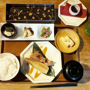【京都カフェ】リッチなモーニングを烏丸で! 『伊右衛門サロン京都』の和食朝ごはんが絶品だった