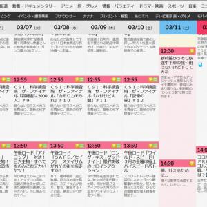 東日本大震災から6年 各局が東日本大震災の番組を放送 その時テレビ東京は