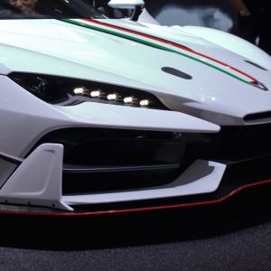 【ジュネーブモーターショー2017】フェラーリ812にウラカン新型を直撃! さらにはイタルデザイン初のマシンも!