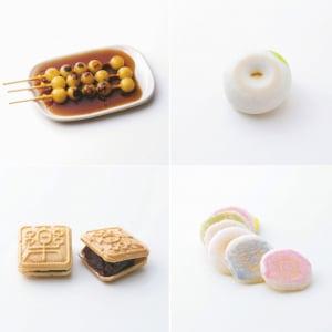 おいしいだけじゃなかった! 色にカタチに名前にときめく和菓子の世界。