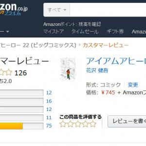 最終巻が発売された「アイアムアヒーロー」の『Amazon』レビューが大荒れ