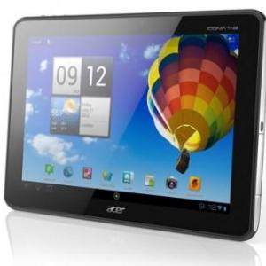 Acer、クアッドコアTegra 3とAndroid 4.0を搭載した10.1インチタブレット「ICONIA Tab A510」を3月に欧州で発売、価格は€399~