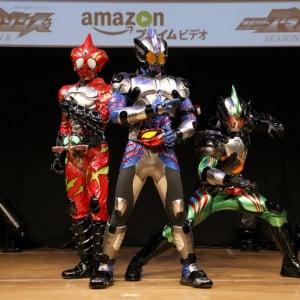 新ライダーも参戦! 『仮面ライダーアマゾンズ』シーズン2製作発表に新旧キャストが集結