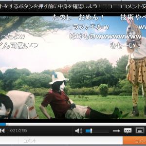 「けものフレンズOP実写にしてみた」動画が『niconico』で10万再生突破!