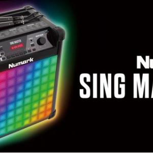 60種類のボイスエフェクトに、LEDイルミネーション、Bluetooth対応の歌声スピーカー『Sing Master』が4月21日に新発売!