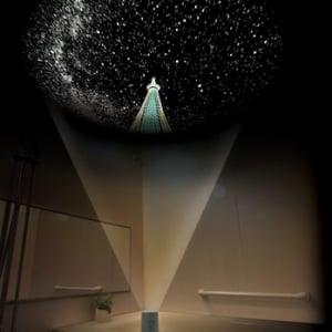 お風呂で東京スカイツリーと星空を楽しめる! 家庭用プラネタリウム『HOMESTAR』に新シリーズ