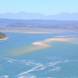 日本人の知らない景色。南アフリカ「ナイズナ」のラグーン