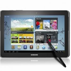 MWC 2012:Samsung、Galaxy Noteの10.1インチタブレット版「Galaxy Note 10.1」を発表
