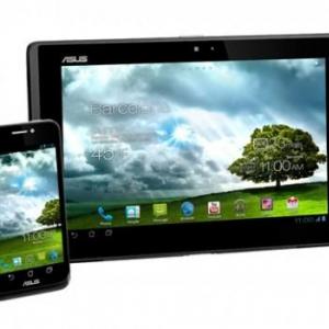 MWC 2012:ASUS、「PadFone」の仕様を公開