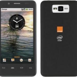 MWC 2012:Orange、Intel Atom Z2460を搭載したAndroidスマートフォン「Orange Santa Clara」を今夏にフランスと英国で発売(動画あり)