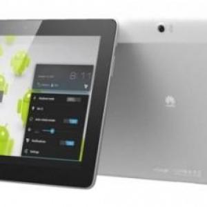 MWC 2012:Huawei、自社開発のクアッドコアプロセッサーを搭載した10.1インチICSタブレット「MediaPad 10 FHD」を発表,
