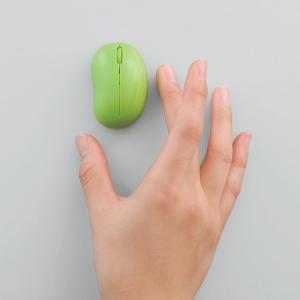 ギネスに認定された! 世界最小ワイヤレスマウス エレコム『baby beans』