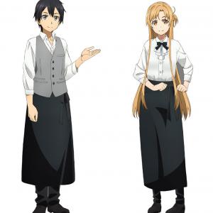 「明神カフェ」のコラボ第1弾は「劇場版ソードアート・オンライン」! 5月10日よりスタート