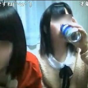 『ニコニコ生放送』の最中に女子中学生が飲酒 学校でITリテラシーやモラルの勉強をするべき