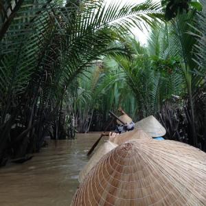 【ベトナム】ホーチミンから約1時間半で行ける、ジャングルクルーズ
