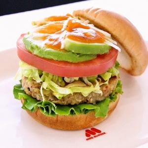 食べたらサラダだった件 モスバーガー『アボカドサラダバーガー』を試食レポ
