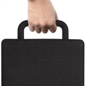 『The new iPad』にも対応 おしゃれなブリーフケース型『iPad』キャリングケース