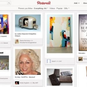 ぼちぼち話題の画像共有SNS 『Pinterest』って何ができるの?