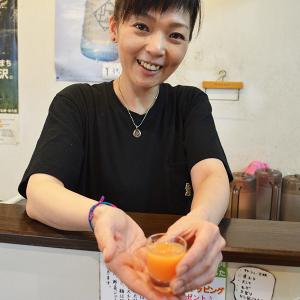 【中年必見】メタボ対策には食前の野菜ジュースがおススメ! 食べる前に野菜ジュースを出してくれる激しく健康的なラーメン屋に行ってみたよ[PR]