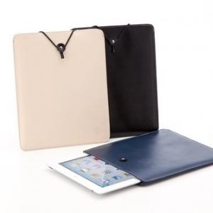 全iPad対応 書類感覚で『iPad』をスマートに収納するレザースリーブケース