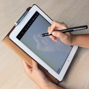 これならイラストもスラスラ書ける! 『iPad』用デジタルペンタブレット『MVPen EN309i』