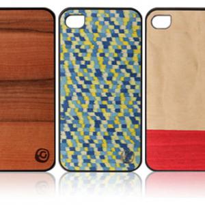 天然木のエコフレンドリーなおしゃれ『iPhone』ケース『Man&Wood』が日本でも発売