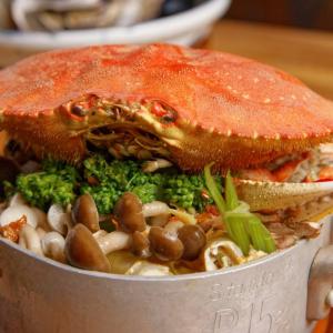 インスタ映え間違いなしの蟹料理が食べられる『フィッシャーマンズバル』@新橋【レストランボード活用繁盛飲食店】[PR]