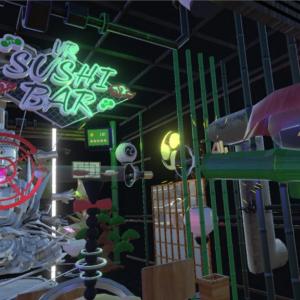 【STEAM】寿司を握って投げて撃てる!? 寿司職人シミュレーションゲーム『VR SUSHI BAR』が配信開始