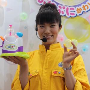 【東京おもちゃショー2017】ピタっとくっつく進化形バルーン『ウーニーズ』 手先が不器用でも風船アートを楽しめちゃう!?