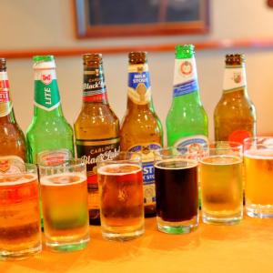 南アフリカ、ビール事情。