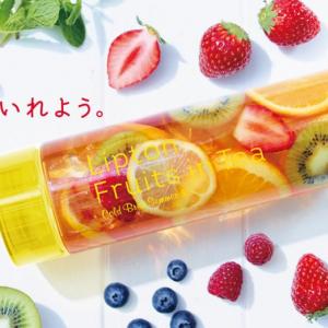 今年のテーマは食感!  カスタマイズフルーツアイスティー専門店『Fruits in Tea OMOTESANDO & OSAKA』が6月28日表参道、7月7日より大阪にて期間限定オープン