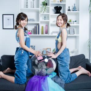 金澤有希(GEM)×森あんな:拡散する写真集「ガジェット女子」