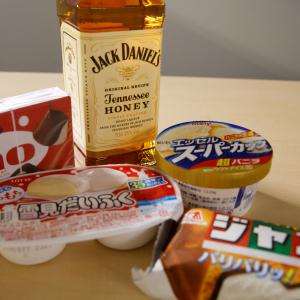 もはやスイーツのためのウィスキー? 『ジャックダニエル テネシーハニー』に一番合うアイスはコレ