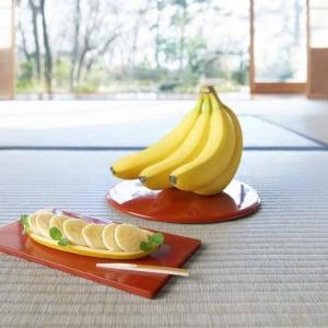 【これは便利】おもてなしバナナの切り方知ってる?
