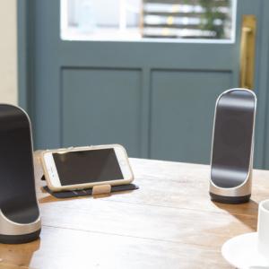 クラウドファンディング『Makuake(マクアケ)』から携帯性と音質を追求した新世代スピーカー『DUOECHO』プロジェクト開始