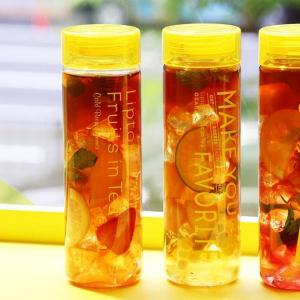カスタマイズは4万通り! フォトジェニックなフルーツアイスティー専門店『Fruits in Tea』へ行ってみた