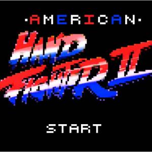 トランプ大統領が各国首脳と握手で戦う格ゲー風動画『American Hand Fighter II』 シンゾーVSトランプの日米対決ではシンゾー惨敗