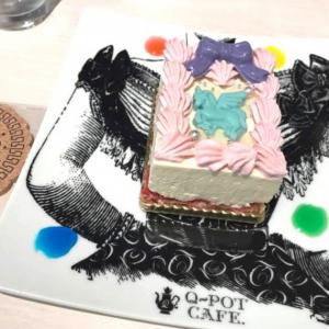 """""""夢の鏡ケーキ""""など可愛すぎメニューを食べてみた!「Q-pot CAFE.×美少女戦士セーラームーン」コラボ第3弾"""