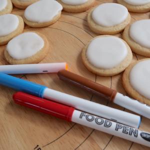 クッキーにもキャラ弁にも!食べ物にお絵描きできるフードペンを試してみた