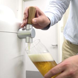 【動画】店で飲むより美味しい!? 工場直送の新鮮なビールを自宅の専用サーバーで楽しめる『Kirin Home Tap』