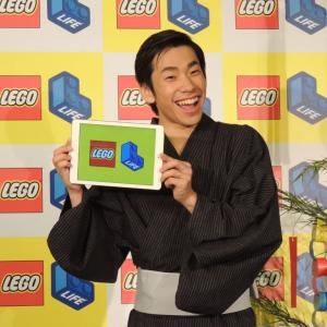 『レゴ』公式SNSが日本初公開! 『レゴ』好きな織田信成も太鼓判「子どもが安全に楽しく遊べる」