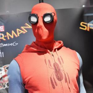 新作『スパイダーマン』劇中コスチュームが来日! ポップアップストア@原宿5つの注目ポイント