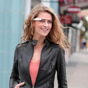 Google、メガネ型ヘッドアップディスプレイ開発プロジェクト『Project Glass』を発表