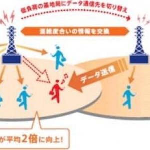 KDDI、データ通信の混雑を改善する技術「EV-DO Advanced」を4月10日より順次導入