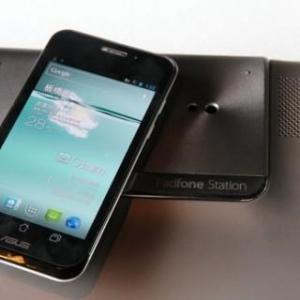 ASUS PadFone、台湾では4月20日に発売