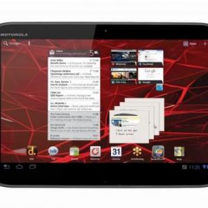 Motorola、英国で「XOOM 2」「XOOM 2 Media Edition」のWi-Fi+3Gモデルを発売