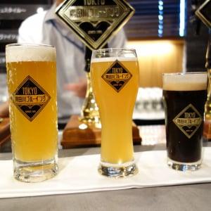 アサヒビールの飲食店向けクラフトビールブランド『TOKYO隅田川ブルーイング』からクラフトビール3種が先行発売 9月から23区内で展開へ