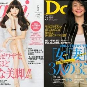 『Oggi』は今日で『Domani』は明日 意外と知らない雑誌名の由来
