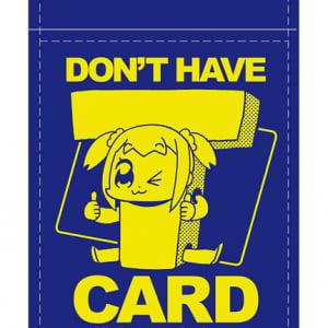 「T(竹書房)カード持ってません」バッグなど相変わらずのとびっきり!『ポプテピピック』新作グッズがズラリ[オタ女]